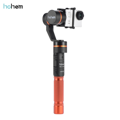 hohem HG3 3 Axis Handheld Stabilizing Gimbal Action Camera StabilizerCameras &amp; Photo Accessories<br>hohem HG3 3 Axis Handheld Stabilizing Gimbal Action Camera Stabilizer<br>