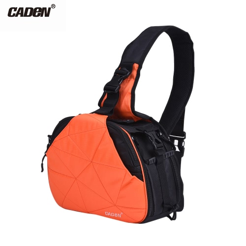 CADeN K2 Triangle DSLR Camera Bag Cross Sling Carry Case Shockproof Waterproof with Tripod Holder for Canon Nikon Sony Olympus PenCameras &amp; Photo Accessories<br>CADeN K2 Triangle DSLR Camera Bag Cross Sling Carry Case Shockproof Waterproof with Tripod Holder for Canon Nikon Sony Olympus Pen<br>
