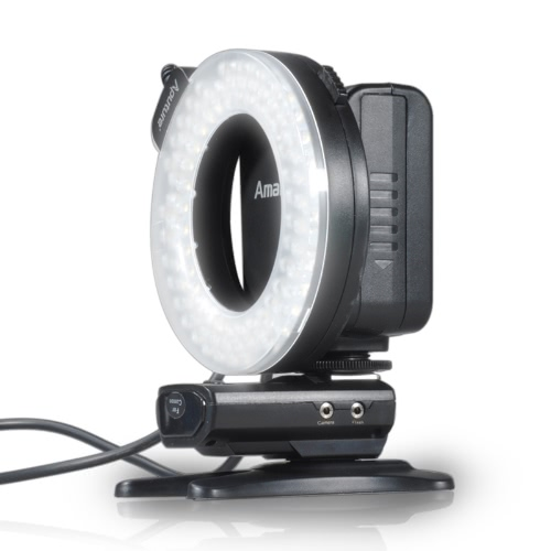Aputure Amaran Halo HC100 CRI 95+ LED Ring Flash Light for Canon EOS 7D 6D 50D 5D Mark III 5D Mark II 700D 70D 650(T4i) 20DCameras &amp; Photo Accessories<br>Aputure Amaran Halo HC100 CRI 95+ LED Ring Flash Light for Canon EOS 7D 6D 50D 5D Mark III 5D Mark II 700D 70D 650(T4i) 20D<br>