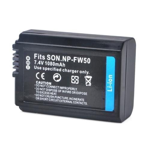 NP-FW50 Аккумулятор для Sony NEX-3 NEX-5 NEX-6 альфа-A33 A35 A55 камеры