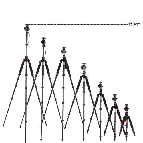 Andoer Pro Carbon Fiber Tripod  for SLR Camera Ball Head Monopod Changeable Portable TravelingCameras &amp; Photo Accessories<br>Andoer Pro Carbon Fiber Tripod  for SLR Camera Ball Head Monopod Changeable Portable Traveling<br>