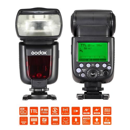 Godox TT685S Camera Speedlite TTL Master Slave GN60 2.4G Wireless Transmission HSS 1/8000SCameras &amp; Photo Accessories<br>Godox TT685S Camera Speedlite TTL Master Slave GN60 2.4G Wireless Transmission HSS 1/8000S<br>