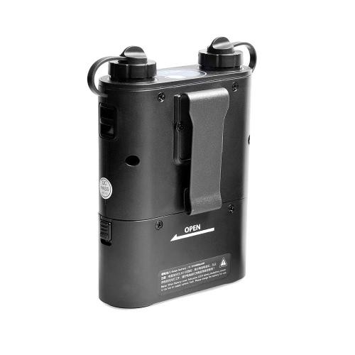 Godox PROPAC PB960 Dual-Output Speedlite Power Battery Pack 4500mAh for Canon Nikon Flash BlackCameras &amp; Photo Accessories<br>Godox PROPAC PB960 Dual-Output Speedlite Power Battery Pack 4500mAh for Canon Nikon Flash Black<br>