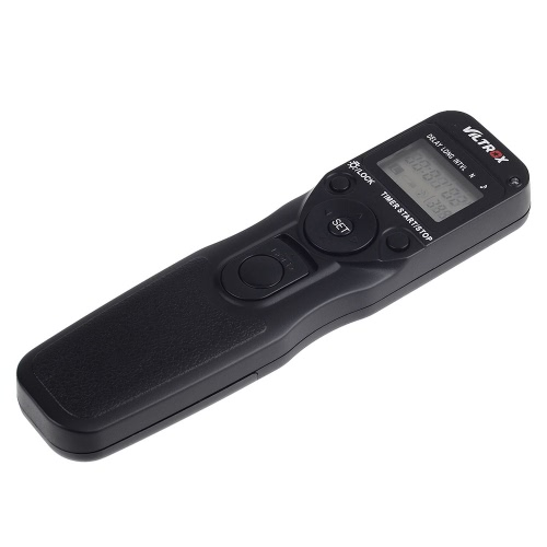 VILTROX Time Lapse Intervalometer Timer Remote Control Shutter with C3 Cable for Canon 1D Series 5D 5DII 5DIII 7D 10D 20D D30 40DCameras &amp; Photo Accessories<br>VILTROX Time Lapse Intervalometer Timer Remote Control Shutter with C3 Cable for Canon 1D Series 5D 5DII 5DIII 7D 10D 20D D30 40D<br>