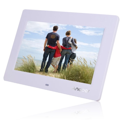 10  HD TFT-LCD 1024 * 600 Digital Photo Frame Clock MP3 MP4  Movie Player with Remote DesktopCameras &amp; Photo Accessories<br>10  HD TFT-LCD 1024 * 600 Digital Photo Frame Clock MP3 MP4  Movie Player with Remote Desktop<br>