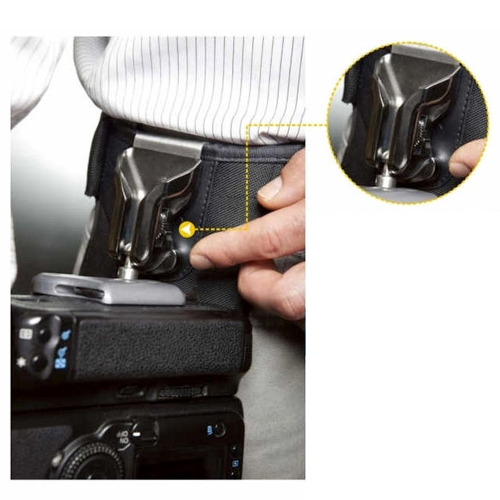 Camera Waist Belt Strap Mount Holder Double Buckle Hanger Holster for Canon Nikon Pentax DSLRCameras &amp; Photo Accessories<br>Camera Waist Belt Strap Mount Holder Double Buckle Hanger Holster for Canon Nikon Pentax DSLR<br>