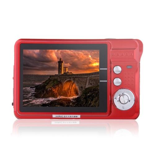 HD Digital Camera 18MP 2.7 TFT 8x Zoom Smile Capture Anti-shake Video CamcorderCameras &amp; Photo Accessories<br>HD Digital Camera 18MP 2.7 TFT 8x Zoom Smile Capture Anti-shake Video Camcorder<br>