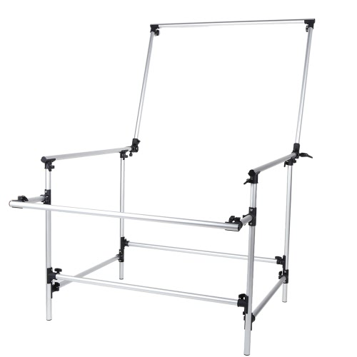 Photo Studio Photography 100 * 200cm Shooting Table for Still Life Product Shooting Aluminum Alloy FrameCameras &amp; Photo Accessories<br>Photo Studio Photography 100 * 200cm Shooting Table for Still Life Product Shooting Aluminum Alloy Frame<br>