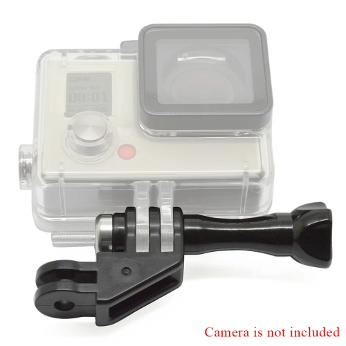 Andoer 90 Degree Direction Adapter Elbow Mount with Thumb Screw for GoPro Hero 4/3+/3/2/1 and SJCAM SJ4000 5000BlackCameras &amp; Photo Accessories<br>Andoer 90 Degree Direction Adapter Elbow Mount with Thumb Screw for GoPro Hero 4/3+/3/2/1 and SJCAM SJ4000 5000Black<br>