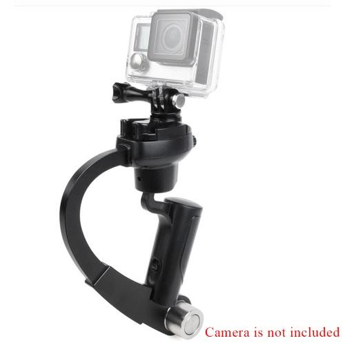 Andoer Handheld Curve Camera Stabilizer for GoPro Hero 4/3+/3/2/1 and SJCAM SJ4000 5000 BlackCameras &amp; Photo Accessories<br>Andoer Handheld Curve Camera Stabilizer for GoPro Hero 4/3+/3/2/1 and SJCAM SJ4000 5000 Black<br>