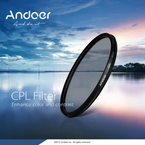 Andoer 52mm UV+CPL+FLD Circular Filter Kit Circular Polarizer Filter Fluorescent Filter with Bag for Nikon Canon Pentax Sony DSLRCameras &amp; Photo Accessories<br>Andoer 52mm UV+CPL+FLD Circular Filter Kit Circular Polarizer Filter Fluorescent Filter with Bag for Nikon Canon Pentax Sony DSLR<br>