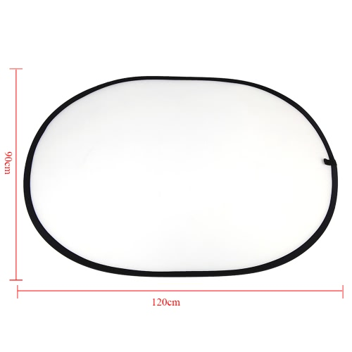 35.4 * 47.2/90 *120cm Handhold Multi Collapsible Portable Ellipse  Light Transparent Reflector for PhotographyCameras &amp; Photo Accessories<br>35.4 * 47.2/90 *120cm Handhold Multi Collapsible Portable Ellipse  Light Transparent Reflector for Photography<br>
