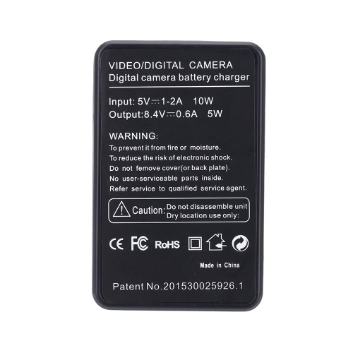 New Li-ion Battery Pack Charger Video/Digital Camera Battery Charger with LED Charging Indicator for Sony NP-FV50/FV70/90/100/120Cameras &amp; Photo Accessories<br>New Li-ion Battery Pack Charger Video/Digital Camera Battery Charger with LED Charging Indicator for Sony NP-FV50/FV70/90/100/120<br>