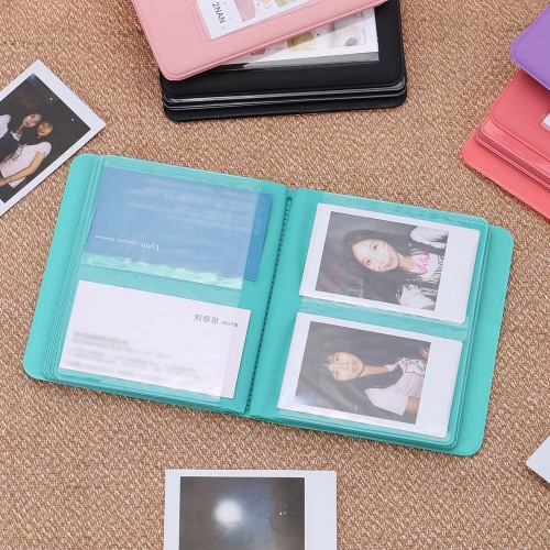 64 Pockets Picture Album Case Photo Candy Color for Mini Fuji Instax &amp; Name Card 7s 8 25 50s 90 LG PD233 PD221 PD239Cameras &amp; Photo Accessories<br>64 Pockets Picture Album Case Photo Candy Color for Mini Fuji Instax &amp; Name Card 7s 8 25 50s 90 LG PD233 PD221 PD239<br>
