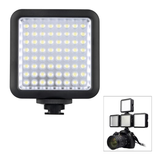 Godox LED64 Video Light 64 luzes LED