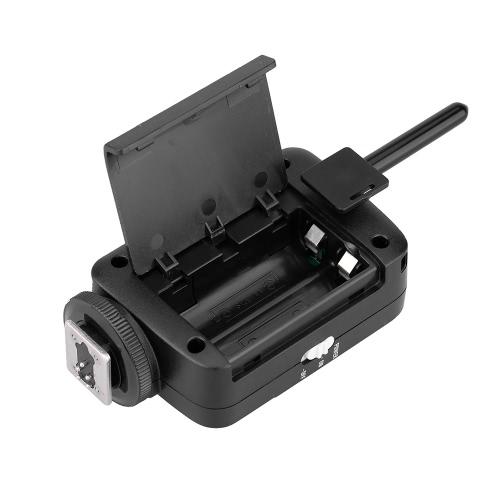 Godox CellsⅡ-C 高速 All-in-One トランシーバ  多機能  トリガー 無線同期速度1/8000S  Canonデジタル一眼レフ用
