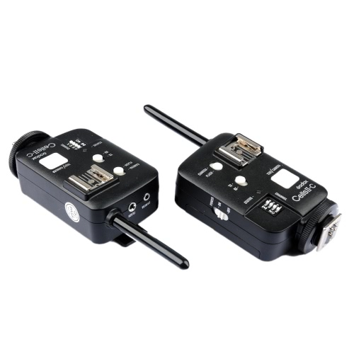 Godox Cells?-C High-Speed All-in-One Transceiver Multi-Function Trigger Wireless Sync Speed 1/8000s for Canon Camera DSLRCameras &amp; Photo Accessories<br>Godox Cells?-C High-Speed All-in-One Transceiver Multi-Function Trigger Wireless Sync Speed 1/8000s for Canon Camera DSLR<br>