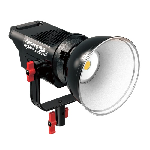 Aputure LS COB 120d professionelle bewegliche LED-Videoleuchte