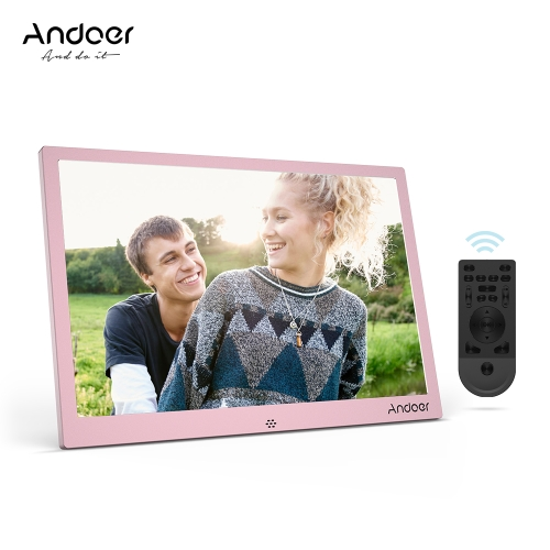 Andoer 12inch Aluminum Alloy LED Digital Photo FrameCameras &amp; Photo Accessories<br>Andoer 12inch Aluminum Alloy LED Digital Photo Frame<br>
