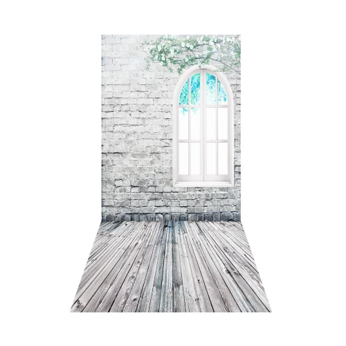 1.5 * 3m/4.9 * 9.8ft Video Studio Photo Backdrop Background Digital Printed Blue Classic Wall Wooden Floor Pattern for Teenager AdCameras &amp; Photo Accessories<br>1.5 * 3m/4.9 * 9.8ft Video Studio Photo Backdrop Background Digital Printed Blue Classic Wall Wooden Floor Pattern for Teenager Ad<br>