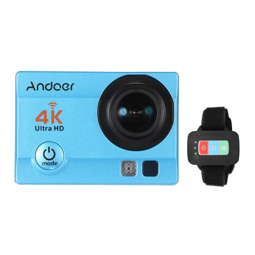 Andoer Q3H-R 4K 30fps 16MP WiFi Sports Action CameraCameras &amp; Photo Accessories<br>Andoer Q3H-R 4K 30fps 16MP WiFi Sports Action Camera<br>