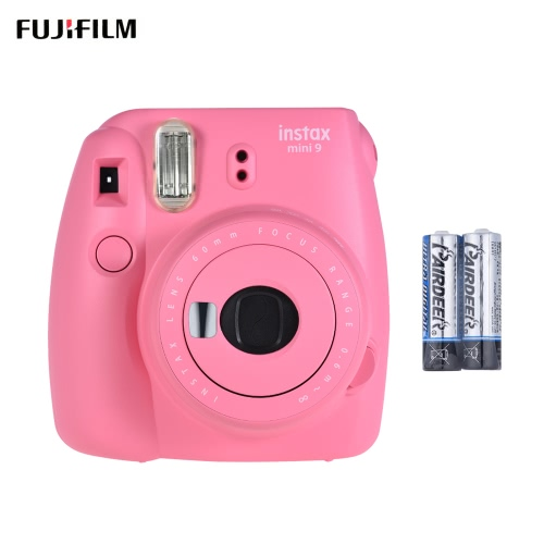 Fujifilm Instax Mini 9 Instant Camera Film Cam with Selfie Mirror 2pcs Battery, Ice BlueCameras &amp; Photo Accessories<br>Fujifilm Instax Mini 9 Instant Camera Film Cam with Selfie Mirror 2pcs Battery, Ice Blue<br>