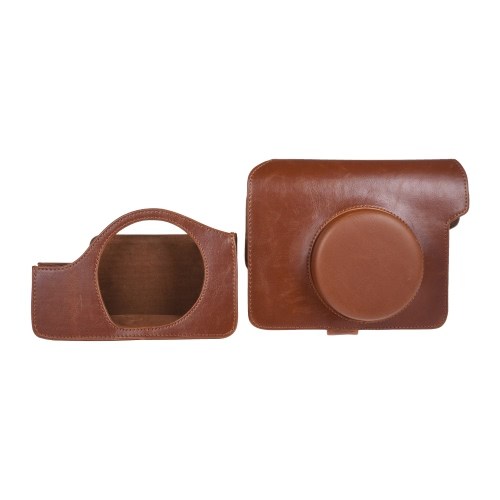 Vintage PU Protective Camera Case BagCameras &amp; Photo Accessories<br>Vintage PU Protective Camera Case Bag<br>