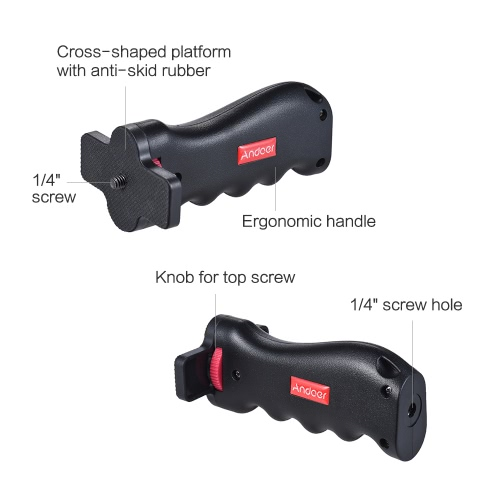 Andoer Cross-shaped Mini Universal Handheld GripCameras &amp; Photo Accessories<br>Andoer Cross-shaped Mini Universal Handheld Grip<br>