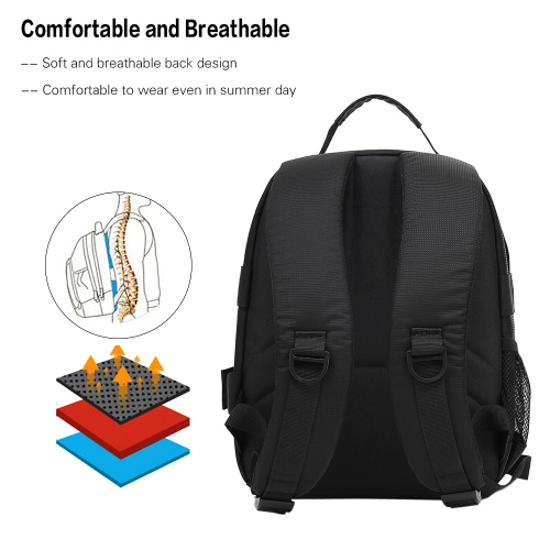 HUWANG Compact Size Padded Camera BagCameras &amp; Photo Accessories<br>HUWANG Compact Size Padded Camera Bag<br>