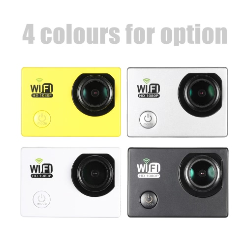 Full HD Wifi Action Sports Camera DV CamCameras &amp; Photo Accessories<br>Full HD Wifi Action Sports Camera DV Cam<br>