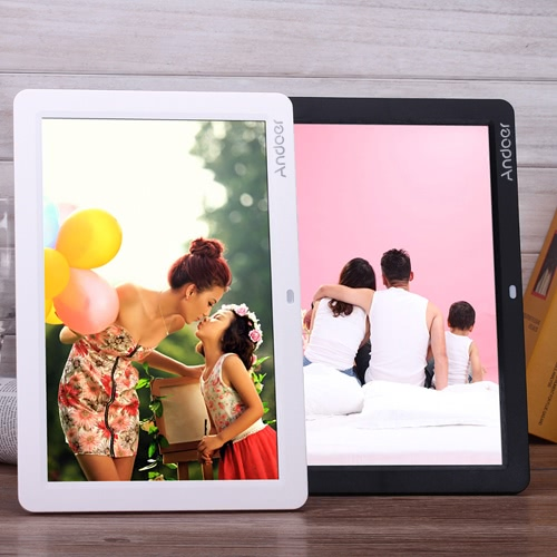 Andoer 12 Wide Screen HD LED Digital Picture Frame Digital Album High Resolution 1280*800 Electronic Photo Frame with Remote ContCameras &amp; Photo Accessories<br>Andoer 12 Wide Screen HD LED Digital Picture Frame Digital Album High Resolution 1280*800 Electronic Photo Frame with Remote Cont<br>