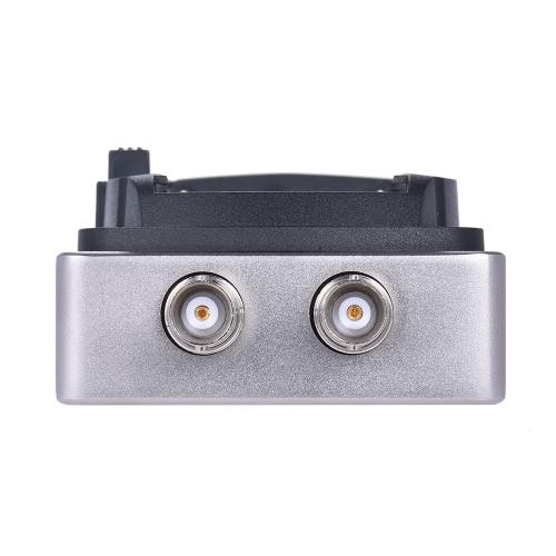 Feelworld SDI a HDMI Video Audio Converter SDI Adapter di ingresso / uscita Uscita HDMI 1080P Broadcast supporto 3G / HD / SD-SDI conversione