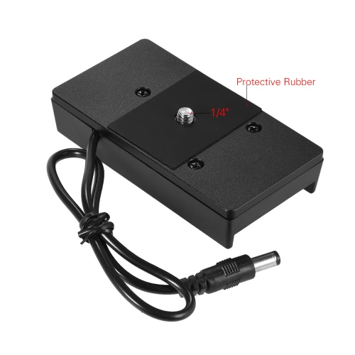 Andoer Battery Mount Plate Power Supply Charger Adapter for Sony BP-U60/30 BMCC CameraCameras &amp; Photo Accessories<br>Andoer Battery Mount Plate Power Supply Charger Adapter for Sony BP-U60/30 BMCC Camera<br>