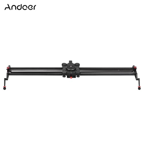 Andoer GP-120QD 120cm/3.9ft Carbon Fiber Motorized Camera Track Slider DollyCameras &amp; Photo Accessories<br>Andoer GP-120QD 120cm/3.9ft Carbon Fiber Motorized Camera Track Slider Dolly<br>