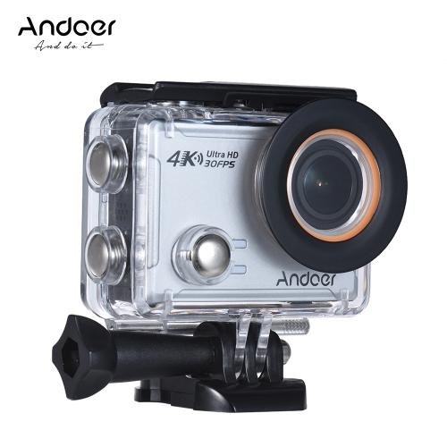 Andoer AN100 4K WiFi Action Sports CameraCameras &amp; Photo Accessories<br>Andoer AN100 4K WiFi Action Sports Camera<br>