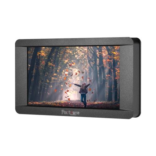 PortKeys LH5s da 5 pollici Multi-touch TFT DSLR Video Monitor da campo