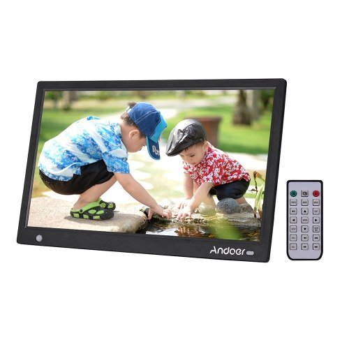 Andoer 15.6 pulgadas 1920 * 1080 IPS LED Digital Photo Frame
