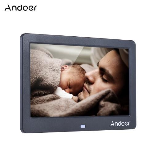 Andoer 10 Wide Screen HD LED Digital Picture FrameCameras &amp; Photo Accessories<br>Andoer 10 Wide Screen HD LED Digital Picture Frame<br>