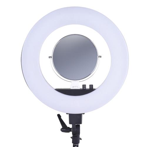 Andoer 18-дюймовая светодиодная видеокамера с подсветкой