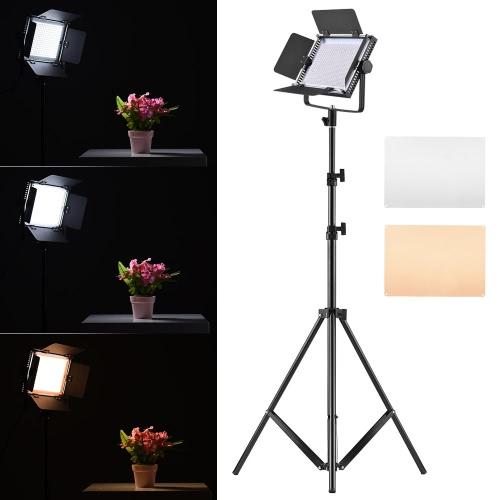LED-320A Video Light Panel SetCameras &amp; Photo Accessories<br>LED-320A Video Light Panel Set<br>