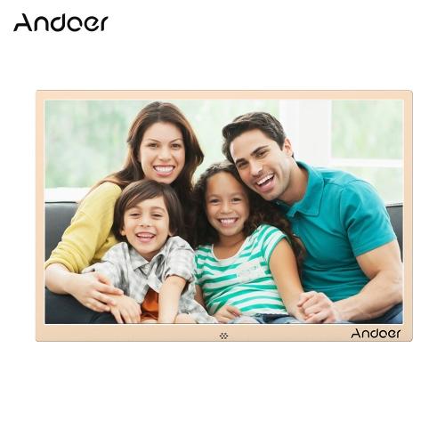 Andoer 15.4inch Aluminum Alloy LED Digital Photo FrameCameras &amp; Photo Accessories<br>Andoer 15.4inch Aluminum Alloy LED Digital Photo Frame<br>