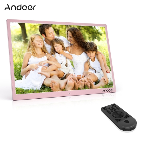 Andoer 17inch Aluminum Alloy LED Digital Photo FrameCameras &amp; Photo Accessories<br>Andoer 17inch Aluminum Alloy LED Digital Photo Frame<br>