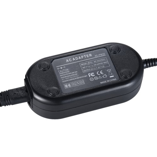 Andoer AC-PW20 AC Power Supply NP-FW50 Dummy Battery Adapter Camera Charger for Sony a7 a7ii a7s a7r a7sii a7rii a6500 a6300 a6000Cameras &amp; Photo Accessories<br>Andoer AC-PW20 AC Power Supply NP-FW50 Dummy Battery Adapter Camera Charger for Sony a7 a7ii a7s a7r a7sii a7rii a6500 a6300 a6000<br>