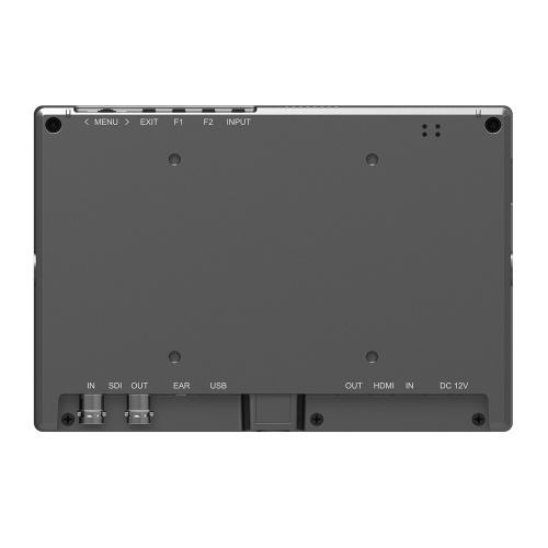 Monitor per fotocamera LILLIPUT FS7 con display HD 4K da 7 pollici IPS completo