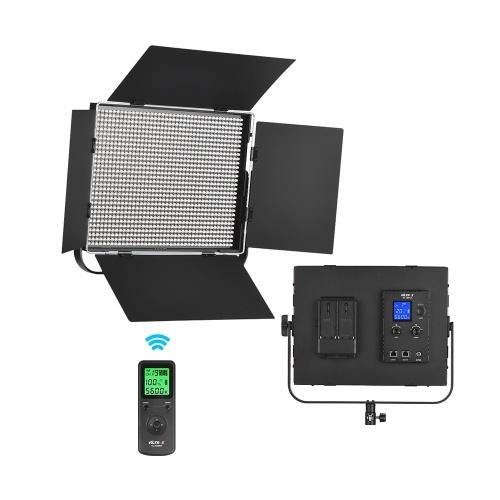 Viltrox VL-D85B Profissional Slim Metal 5600K Mono-Color LED Light Video