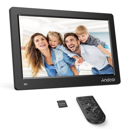 Andoer 11.6 Inch Digital Photo Picture Frame