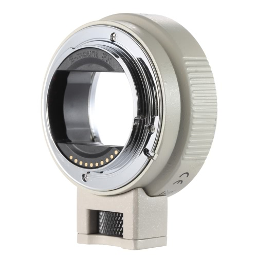 Andoer Auto Focus AF EF-NEXII Adapter Ring for Canon EF EF-S Lens to use for Sony NEX E Mount 3/3N/5N/5R/7/A7/A7R/A7S/A5000/A5100/Cameras &amp; Photo Accessories<br>Andoer Auto Focus AF EF-NEXII Adapter Ring for Canon EF EF-S Lens to use for Sony NEX E Mount 3/3N/5N/5R/7/A7/A7R/A7S/A5000/A5100/<br>