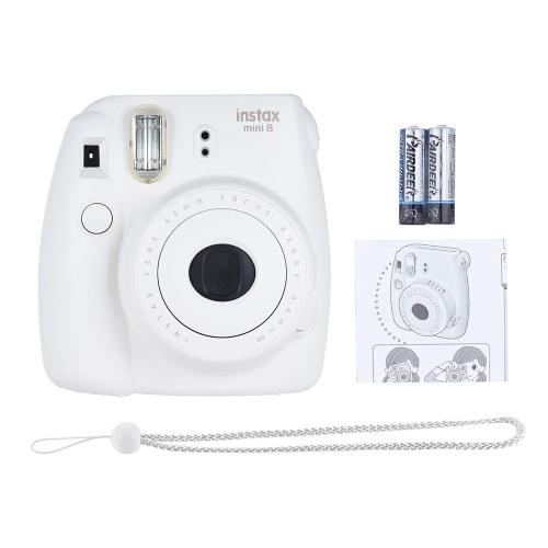 Fujifilm Instax Mini 8 Instant Film Camera with 2pcs BatteryCameras &amp; Photo Accessories<br>Fujifilm Instax Mini 8 Instant Film Camera with 2pcs Battery<br>