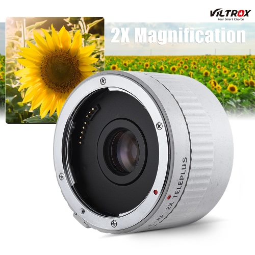 Viltrox C-AF 2X  AF Auto Focus Teleconverter Lens Extender Magnification for Canon EF Mount Lens 7D 6D 7DII 80D 5D2 5D3 5DS 5DSR 1Cameras &amp; Photo Accessories<br>Viltrox C-AF 2X  AF Auto Focus Teleconverter Lens Extender Magnification for Canon EF Mount Lens 7D 6D 7DII 80D 5D2 5D3 5DS 5DSR 1<br>