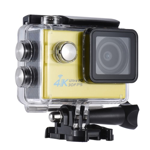 Wifi Ultra HD 16MP 4K 30FPS 1080P 60FPS 4X Zoom 170 Degree Wide-Lens Action CameraCameras &amp; Photo Accessories<br>Wifi Ultra HD 16MP 4K 30FPS 1080P 60FPS 4X Zoom 170 Degree Wide-Lens Action Camera<br>